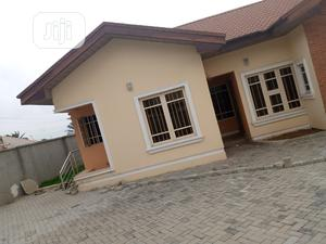 World Class Newly Built 3 Bedrooms Bungalow With Bq | Houses & Apartments For Sale for sale in Ajah, Sangotedo