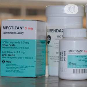 Original Mectizan Ivermectin 3mg Reduce Mortality Infection | Vitamins & Supplements for sale in Lagos State, Ikoyi