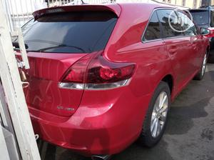Toyota Venza 2013 LE AWD Red   Cars for sale in Lagos State, Ikeja