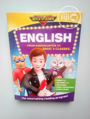 Rock N Learn English Boxset of 5dvds   CDs & DVDs for sale in Abuja (FCT) State, Wuse 2