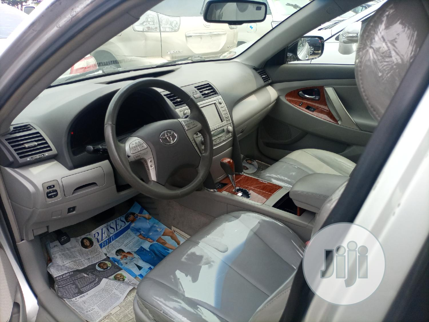 Toyota Camry 2011 Silver   Cars for sale in Apapa, Lagos State, Nigeria