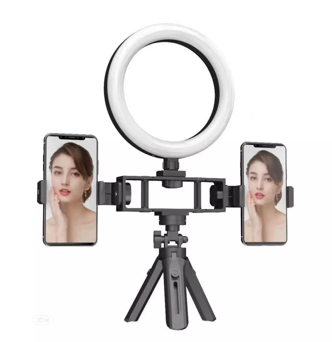 Multi Position Fill Light Bracket Fill Selfie Ring Light | Accessories for Mobile Phones & Tablets for sale in Alimosho, Lagos State, Nigeria