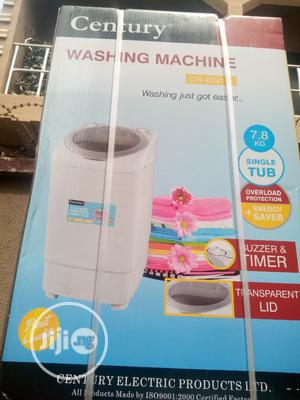 Century Single Door Washing Machine 7.8kg | Home Appliances for sale in Lagos State, Ojo