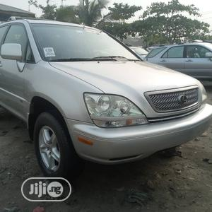 Lexus RX 2002 Silver | Cars for sale in Lagos State, Apapa