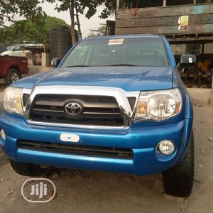 Toyota Tacoma 2010 Blue | Cars for sale in Lagos State, Apapa