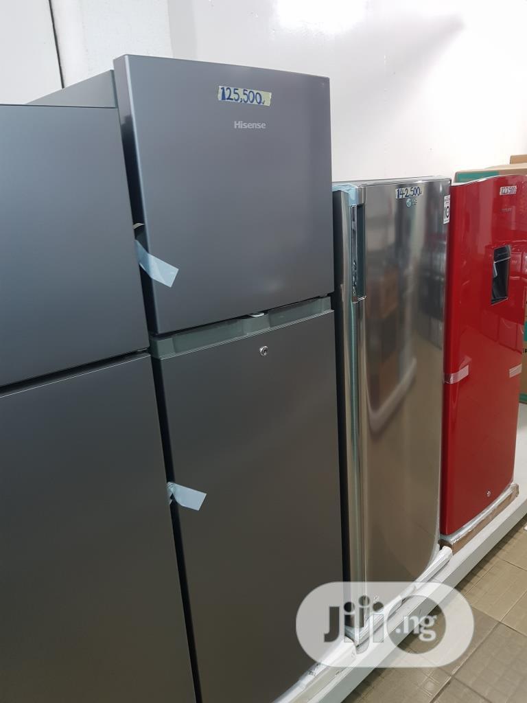 Archive: Hisense Double Door Refrigerator