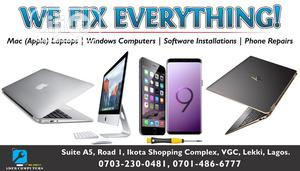 Repairs of Computers, Phones (Apple/Windows Products)Etc | Computer & IT Services for sale in Lagos State, Ajah