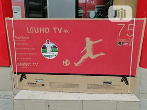 LG Smart Television 75 Inches   TV & DVD Equipment for sale in Lagos State, Ojo