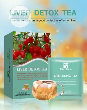 Liver Detox Tea | Vitamins & Supplements for sale in Lagos State, Orile