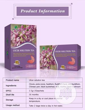 Ulcer Solution Tea(Wholesale Deal) | Vitamins & Supplements for sale in Lagos State, Orile