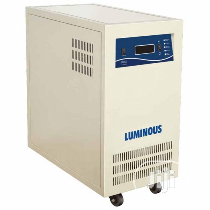 10kva/180v Luminous Pure Sine Wave Inverter