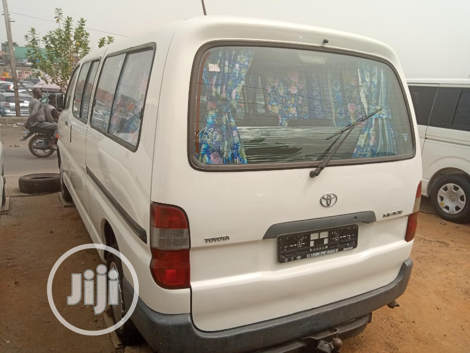 Toyota Hiace 2003 | Buses & Microbuses for sale in Apapa, Lagos State, Nigeria