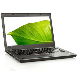 Laptop Lenovo ThinkPad T440p 16GB Intel Core I7 SSD 256GB   Laptops & Computers for sale in Ogun State, Abeokuta South