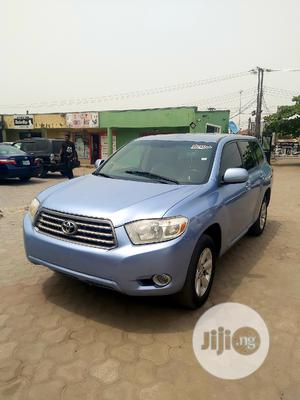 Toyota Highlander 2009 Blue | Cars for sale in Lagos State, Ajah
