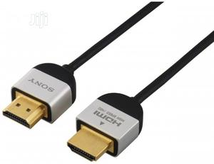 DLC-HE20S Slim High-Speed HDMI Cable, 2 M   Computer Accessories  for sale in Lagos State, Ikeja