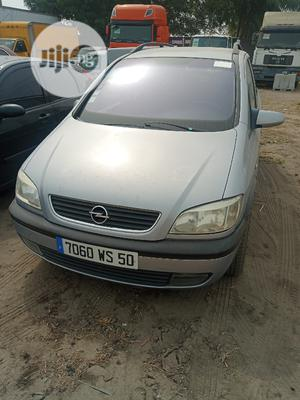 Opel Zafira 2002 Silver | Cars for sale in Lagos State, Ajah