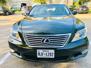 Lexus LS 2010 460 Green   Cars for sale in Lagos State, Ajah