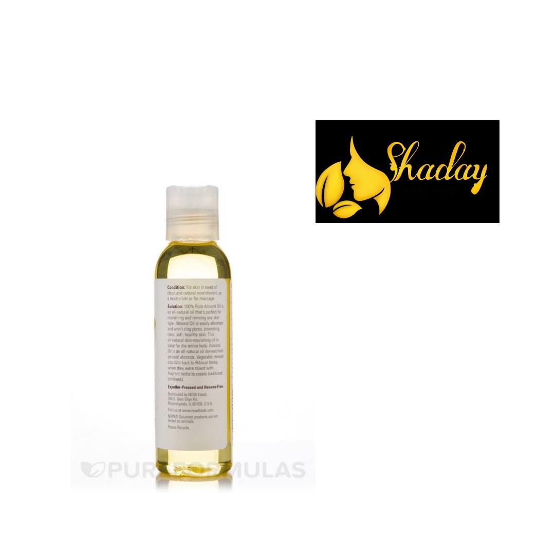 Now Solutions Sweet Almond Oil | Skin Care for sale in Alimosho, Lagos State, Nigeria