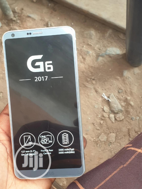 Archive: LG G6 32 GB Gray