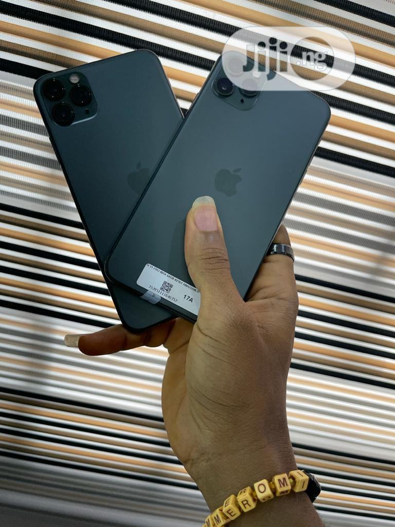 Apple iPhone 11 Pro Max 64 GB Gray   Mobile Phones for sale in Calabar, Cross River State, Nigeria