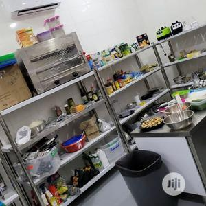 Stainless Steel Shelve | Store Equipment for sale in Lagos State, Ojo