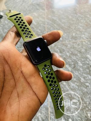 Iwatch Series 2 38MM GPS   Smart Watches & Trackers for sale in Lagos State, Ikeja