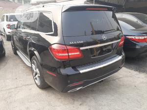 Mercedes-Benz GLS-Class 2017 GLS550 4Matic Black   Cars for sale in Lagos State, Surulere