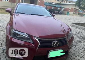 Lexus GS 2013 Red   Cars for sale in Lagos State, Lekki