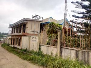 Hotel of 10rooms Up and Hall on the Ground Floor on a Plot | Commercial Property For Sale for sale in Ogun State, Odeda