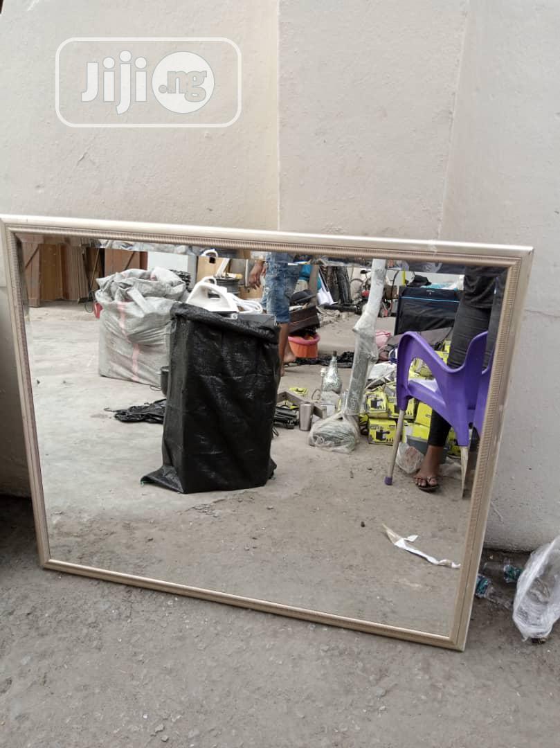 Plain Sitting Room Mirrors