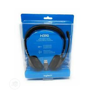 Logitech Headset H390 | Headphones for sale in Abuja (FCT) State, Wuse