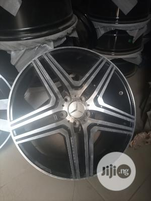 Size 18 Rim and 17 Rim Available for Mercedes Benz | Vehicle Parts & Accessories for sale in Lagos State, Mushin