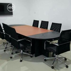 By 8 Seater Office Conference Table | Furniture for sale in Lagos State, Ojo