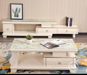 Modern Imported Tv Stand and Center Table | Furniture for sale in Lagos State, Ajah