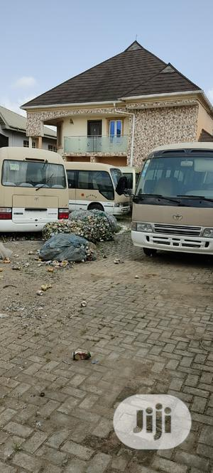 Toyota Coaster 2008 Beige | Buses & Microbuses for sale in Lagos State, Ikeja