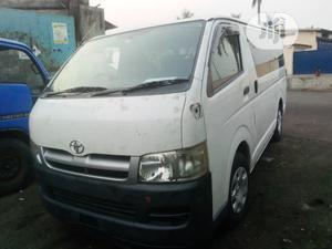 Toyota Haice Bus (Hummer 1)   Buses & Microbuses for sale in Lagos State, Surulere