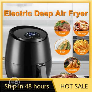 3.5L Air Fryer Smart Touch LCD Electric Fryer Oil-Free   Kitchen Appliances for sale in Lagos State, Surulere