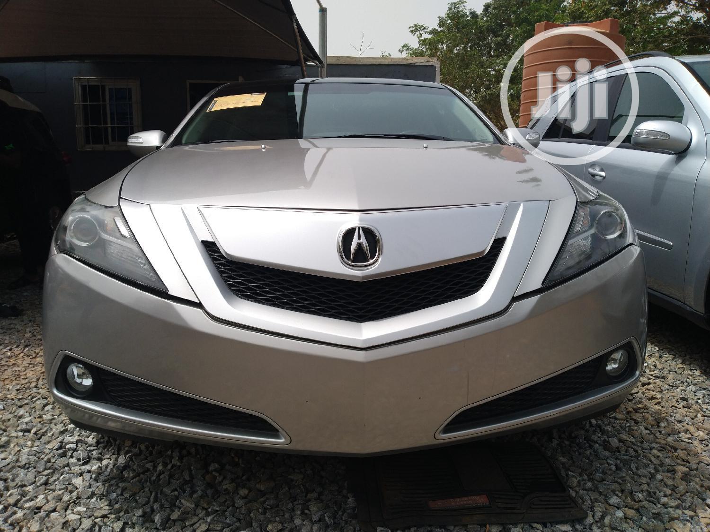 Acura ZDX 2010 Base AWD Silver