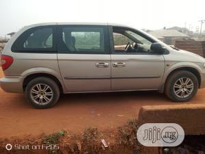 Chrysler Voyager 2003 Silver | Cars for sale in Ogun State, Abeokuta North