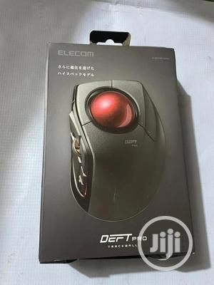 ELECOM Wired / Wireless / Bluetooth Finger Trackball Mouse | Computer Accessories  for sale in Lagos State, Surulere