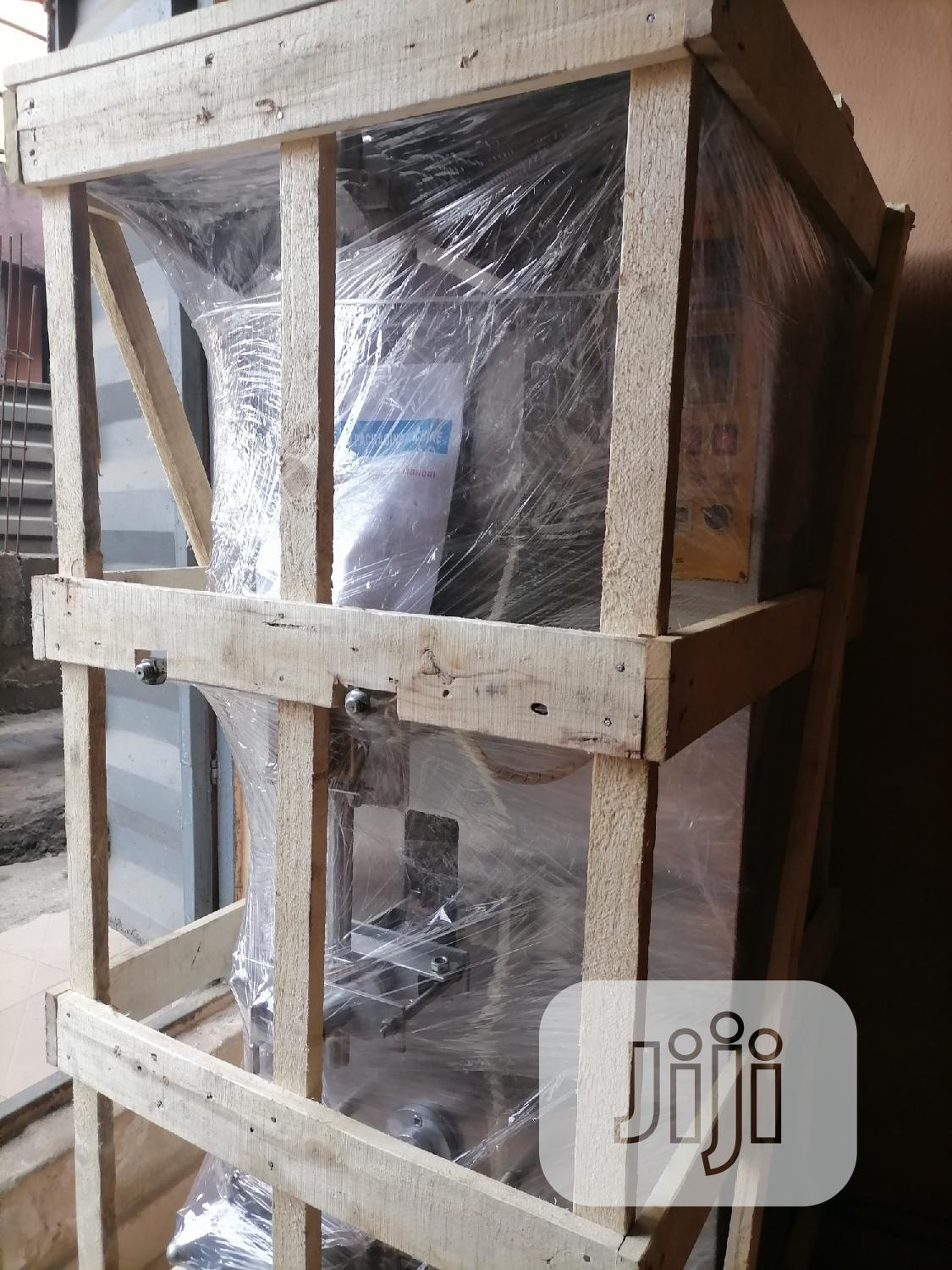 Archive: Pure Water Packaging Machine