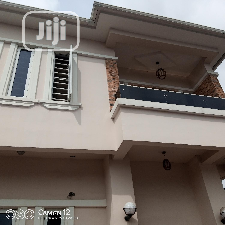Governor Consent Four Bedroom Duplex House in Divine Estate