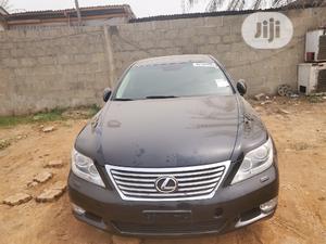 Lexus LS 2012 460 L Black | Cars for sale in Lagos State, Amuwo-Odofin
