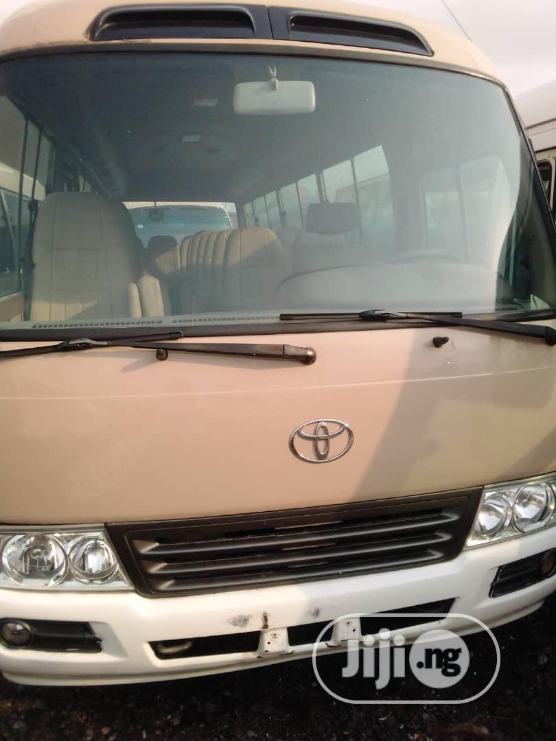 Archive: Tokunbo Toyota Coaster 2010