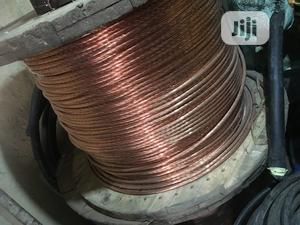 50mm Single Bear Copper Earth Cables   Electrical Equipment for sale in Lagos State, Ojo