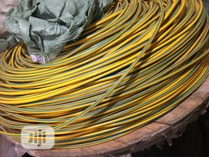 25mm Single Earth Cable   Electrical Equipment for sale in Lagos State, Ojo