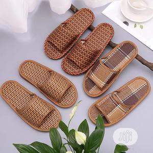 Unisex Rattan Flat Slipper | Shoes for sale in Lagos State, Surulere