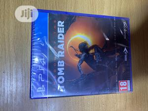 Shadow of the Tomb Raider   Video Games for sale in Lagos State, Ikeja
