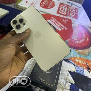New Apple iPhone 12 Pro Max 128GB Yellow | Mobile Phones for sale in Lagos State, Lagos Island (Eko)