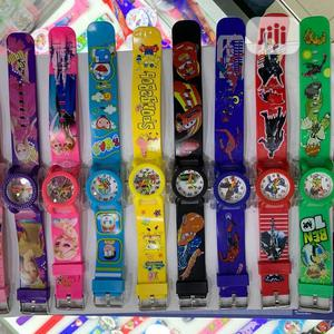 Classic Kids Character Watch   Babies & Kids Accessories for sale in Lagos State, Lagos Island (Eko)